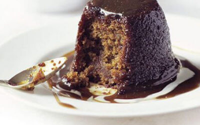 Sticky Toffee & Date Pudding